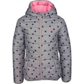 Lewro LIBERTAD - Girls' quilted jacket