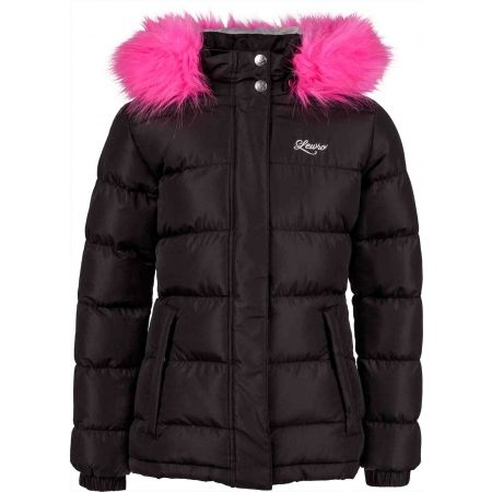 Lewro NAILA - Girls' quilted jacket
