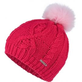 Lewro LINET - Dievčenská pletená čiapka