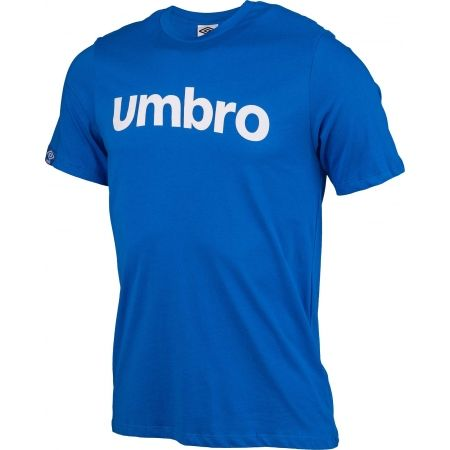 Pánske tričko - Umbro LINEAR LOGO GRAPHIC TEE - 2