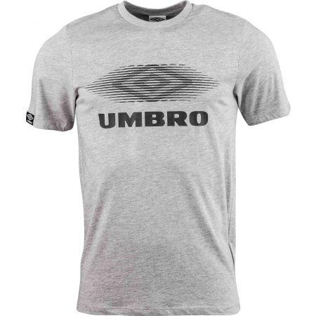 Umbro MOIRE GRAPHIC TEE - Pánske tričko