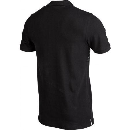 Pánské polo tričko - Umbro 5 STRIPE COTTON PIQUE POLO - 3