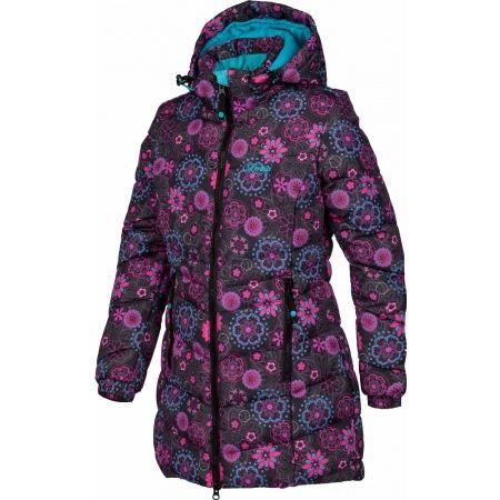 Dívčí prošívaný kabát - Lewro BRUNELA - 2