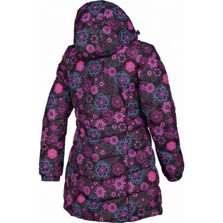 Dívčí prošívaný kabát - Lewro BRUNELA - 3
