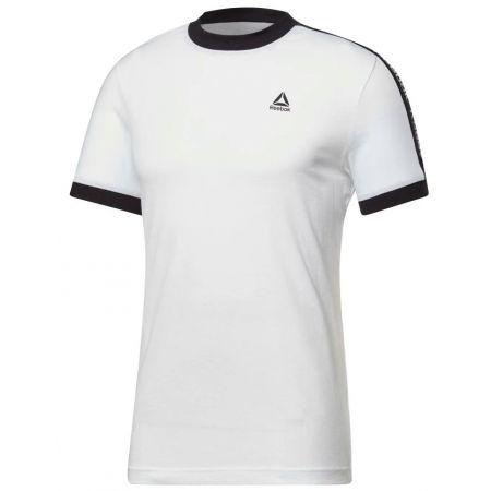 Reebok TE BL SS GRAPHIC TEE - Men's T-shirt