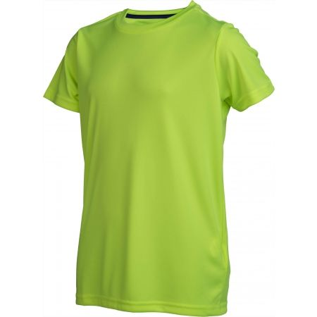 Boys' sports T-shirt - Kensis TKTE921-G REDUS GREEN - 2
