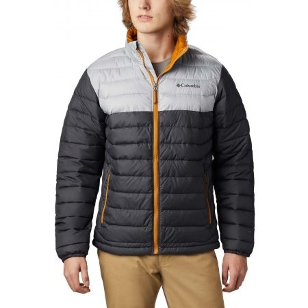 Columbia POWDER LITE JACKET - Pánska zimná bunda