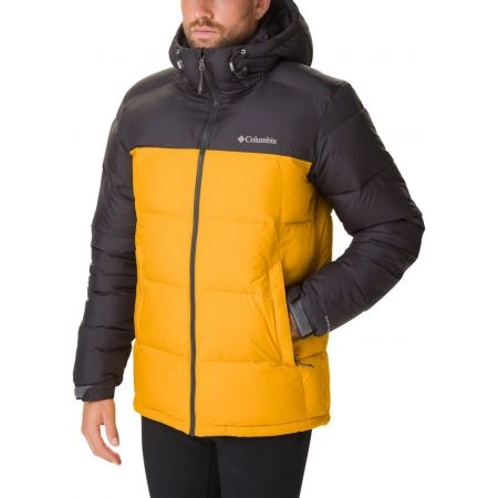 Columbia PIKE LAKE HOODED JACKET - Pánska zimná bunda