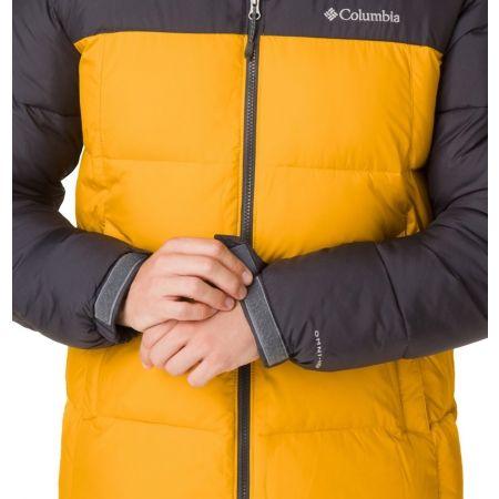Pánská zimní bunda - Columbia PIKE LAKE HOODED JACKET - 6