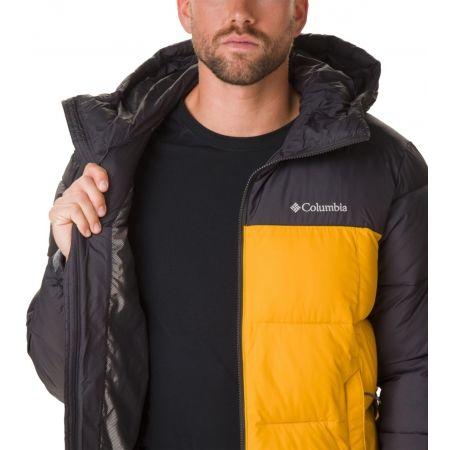Pánská zimní bunda - Columbia PIKE LAKE HOODED JACKET - 4