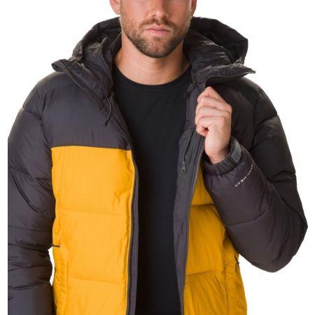 Pánská zimní bunda - Columbia PIKE LAKE HOODED JACKET - 5