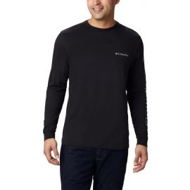 Columbia LODGE LS GRAPHIC TEE - Мъжка блуза