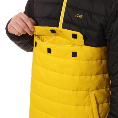 Pánská zimní bunda - Vans MN CARLON ANORAK - 4