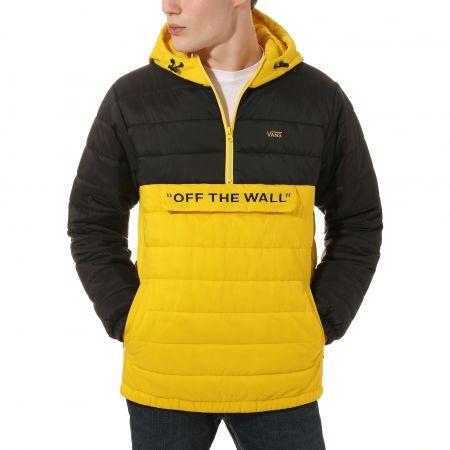 Pánská zimní bunda - Vans MN CARLON ANORAK - 1
