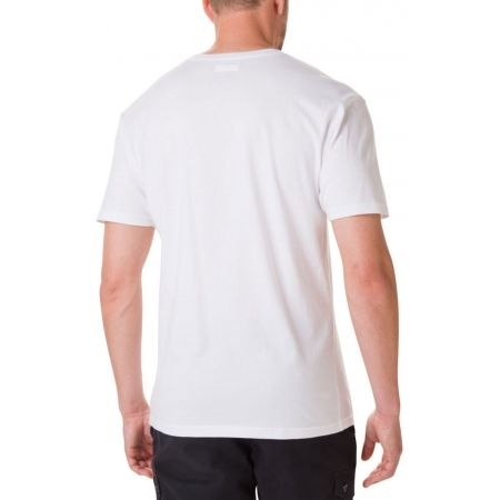 Men's T-shirt - Columbia MUIR PASS SS GRAPHIC TEE - 2