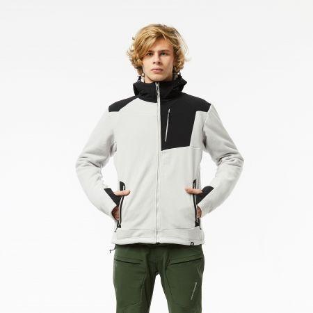 Men's fleece sweatshirt - Northfinder LASTONEL - 2
