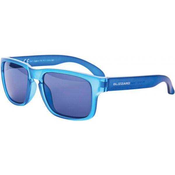 Blizzard PCC125333 modrá NS - Polykarbonátové slnečné okuliare