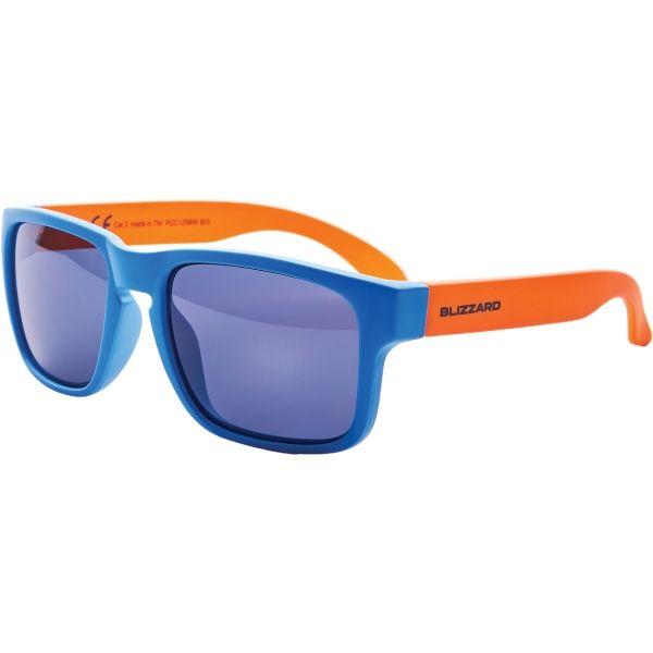 Blizzard PCC125890 oranžová NS - Polykarbonátové sluneční brýle