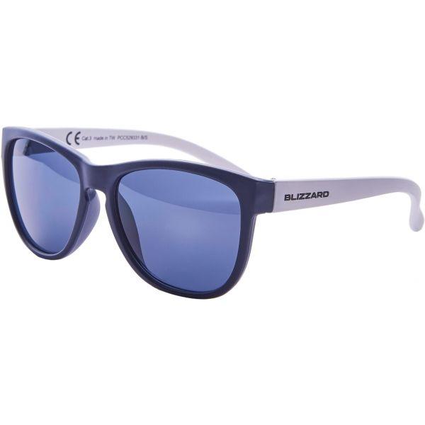Blizzard PCC529331 šedá NS - Polykarbonátové sluneční brýle