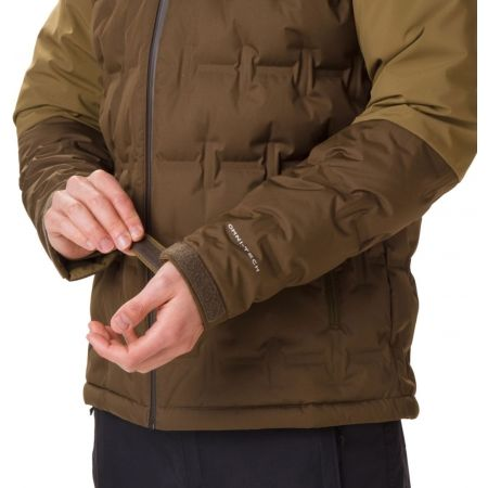 Pánska lyžiarska bunda - Columbia WILD CARD DOWN JACKET - 5