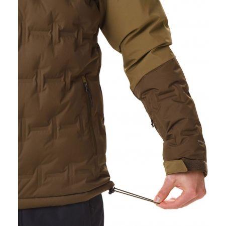 Pánská lyžařská bunda - Columbia WILD CARD DOWN JACKET - 6