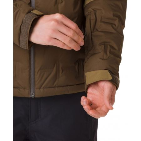 Pánska lyžiarska bunda - Columbia WILD CARD DOWN JACKET - 7