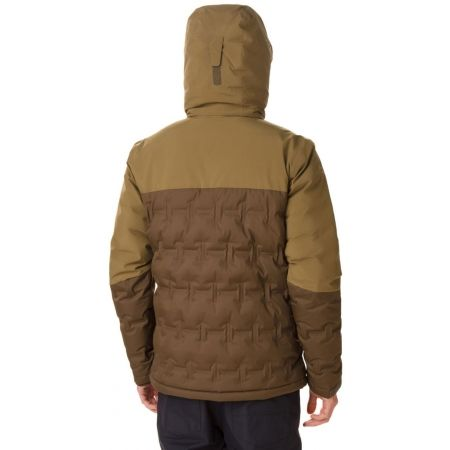 Pánska lyžiarska bunda - Columbia WILD CARD DOWN JACKET - 2