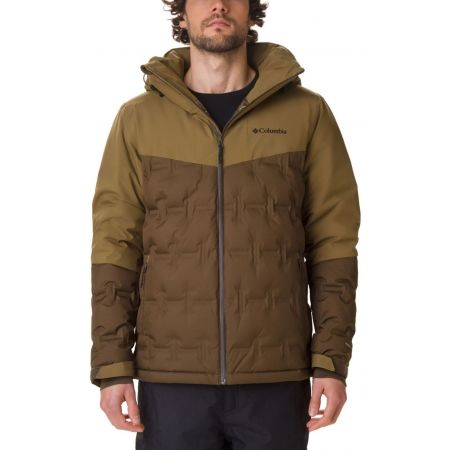 Columbia WILD CARD DOWN JACKET - Men's ski jacket