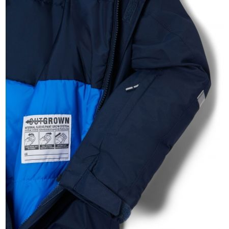 Kids' winter suit - Columbia BUGA II SUIT - 3