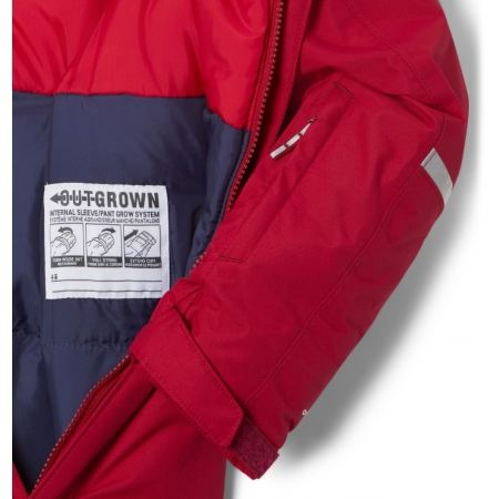 Kids' winter suit - Columbia BUGA II SUIT - 3