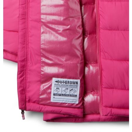 Girls' winter jacket - Columbia PIKE LAKE LONG JACKET - 3
