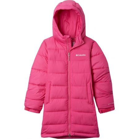 Girls' winter jacket - Columbia PIKE LAKE LONG JACKET - 1