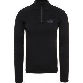 The North Face SPORT L/S ZIP NECK M - Pánske tričko