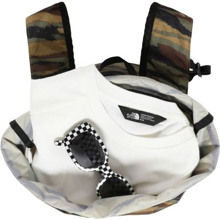 Rucsac drumeții - The North Face FLYWEIGHT ROLLTOP - 5