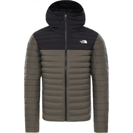 The North Face STRETCH DOWN HOODIE - Men's feather jacket
