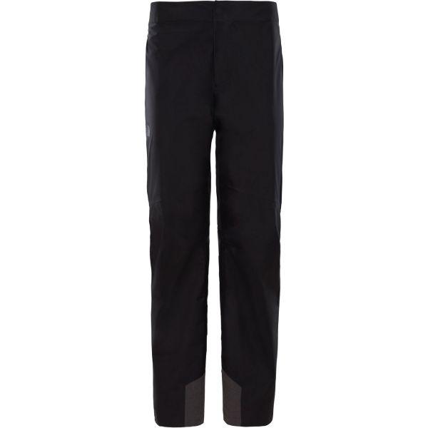 The North Face DRYZZLE FULL ZIP PANT černá XL - Pánské kalhoty