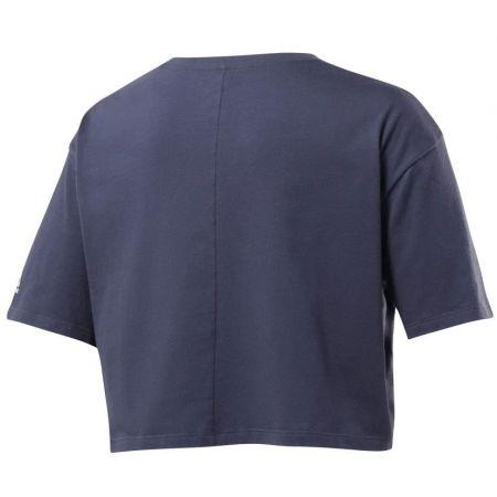 Dámske tričko - Reebok LINEAR LOGO CROP TEE - 2