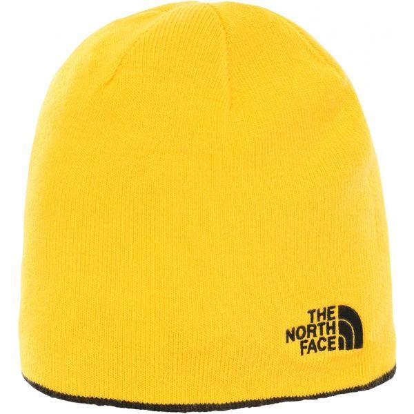 The North Face RVSBL TNF BANNER BNE čierna  - Obojstranná čiapka
