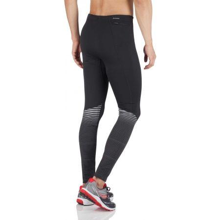 Pánské běžecké elasťáky - Saucony OMNI REFLEX TIGHT - 3