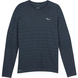 Saucony DASH SEAMLESS LONG SLEEVE - Men's running T-shirt
