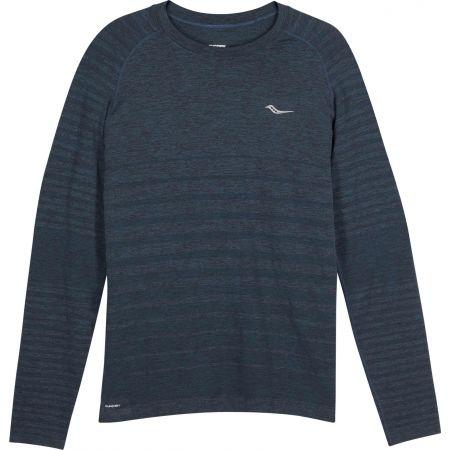 Men's running T-shirt - Saucony DASH SEAMLESS LONG SLEEVE - 1