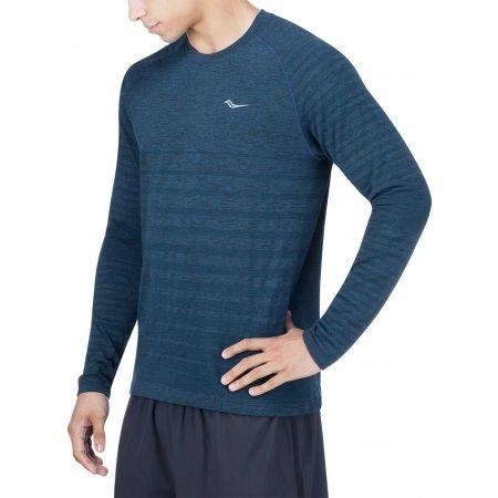 Men's running T-shirt - Saucony DASH SEAMLESS LONG SLEEVE - 2