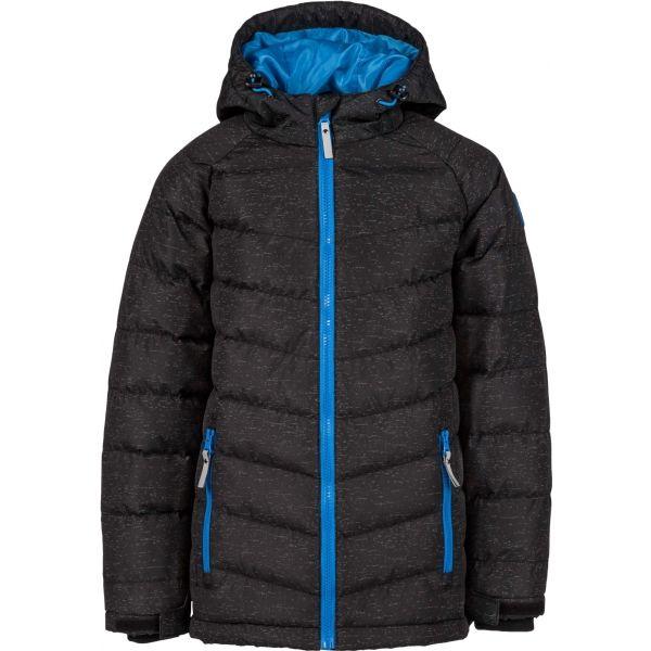 Lewro PEMA modrá 116-122 - Dětská zimní bunda