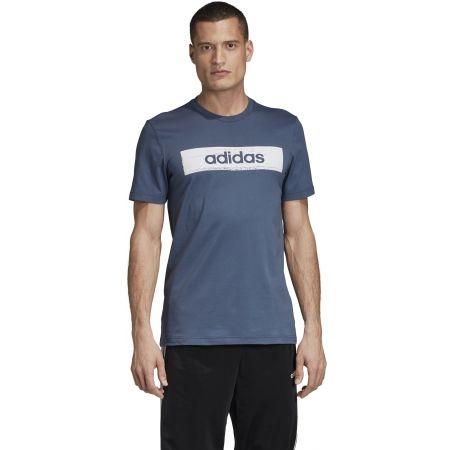 Pánské tričko - adidas M CORE BOX GRAPHIC TEE 2 - 4