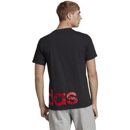 Мъжка тениска - adidas M CORE GRAPHIC LINEAR TEE 2 - 7