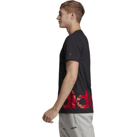 Pánske tričko - adidas M CORE GRAPHIC LINEAR TEE 2 - 6
