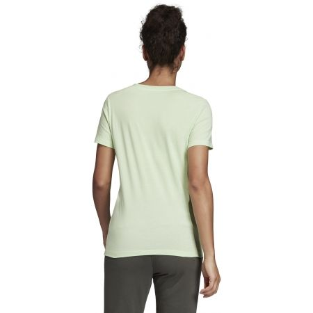 Дамска тениска - adidas ESSENTIALS LINEAR SLIM TEE - 7
