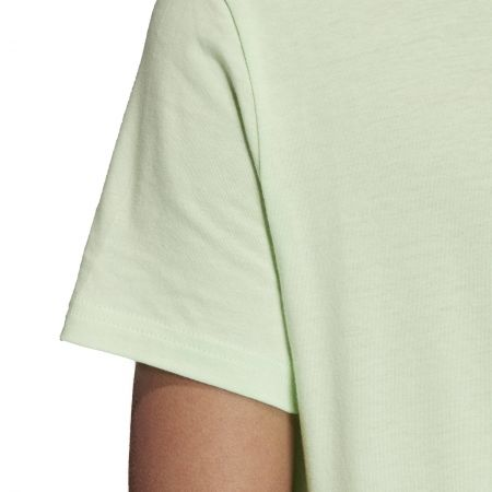 Дамска тениска - adidas ESSENTIALS LINEAR SLIM TEE - 9