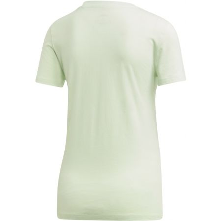 Дамска тениска - adidas ESSENTIALS LINEAR SLIM TEE - 2