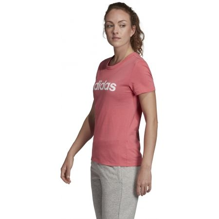 Dámske tričko - adidas ESSENTIALS LINEAR SLIM TEE - 6